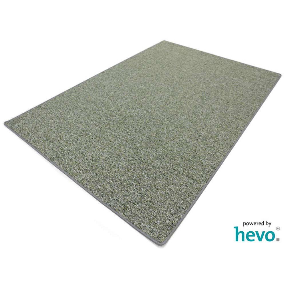 Heilbronn grün 002 HEVO ® Kettel Teppich 200 x 300 cm