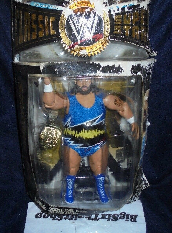 Jakks Pacific WWE WWF Classic Superstars Earthquake Wrestling Wrestling Wrestling Action Figure 072253