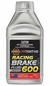 Penrite 10 Tenths Racing Brake Fluid Dot 4 500mL