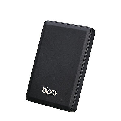 Windows only Bipra Ultra Slim Black 1TB SSD External Hard drive USB 3.0 NTFS