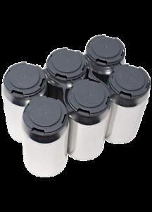 Can 6 Pack Snap On Holder - 10 x Carrier Bundle | eBay