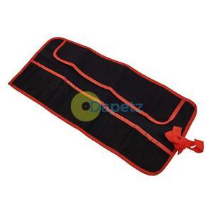 15-Poche-Eau-Resistant-Outil-Rouleau-Cle-Outil-Rangement-Pochette-Amtech