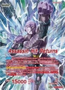Hit //// Assassin Hit Returns BT9-125