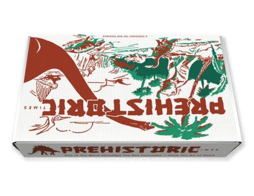 Marx Prehistoric Times Play Set Boxes