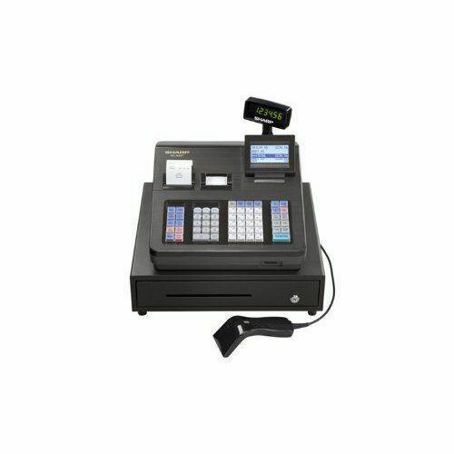 Sharp XEA507 Bar Code Scanning & Dual Receipt Cash Register