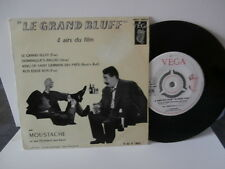 "moustache""b.o.film""le grand bluff""ep7""or.fr.vega:V45P1862.biem.1958 rare"