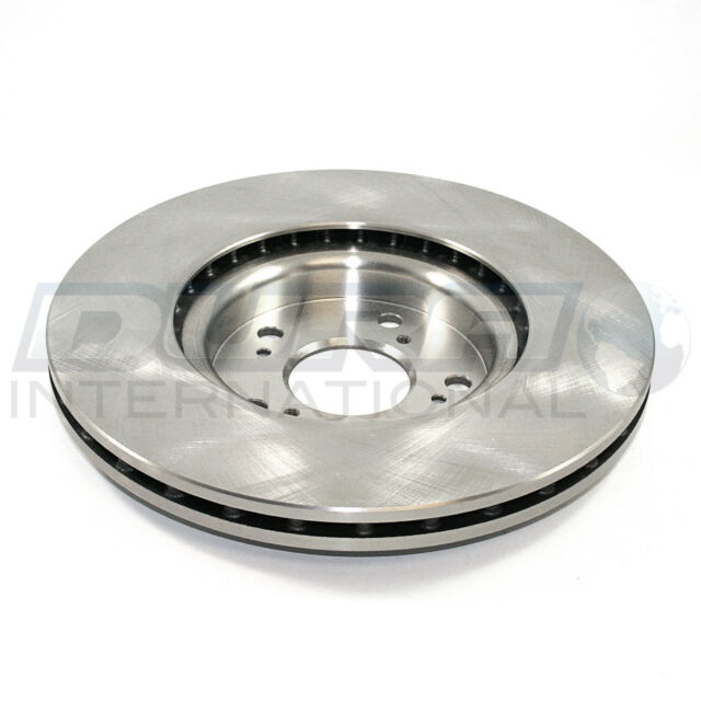 Disc Brake Rotor Front Parts Master 900844 Fits 04-08