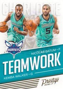 2016-17-Prestige-Teamwork-10-Kemba-Walker-Nicolas-Batum-Charlotte-Hornets