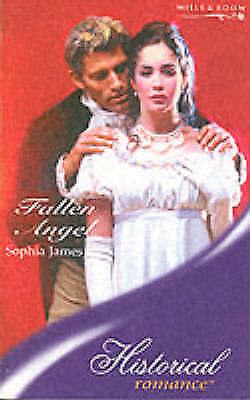 Fallen Angel (Historical Romance), James, Sophia, Very Good Book