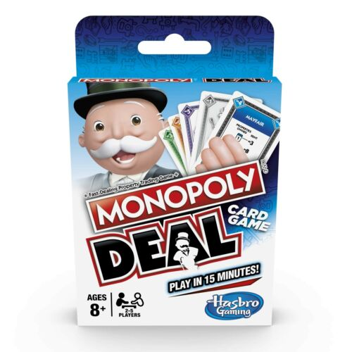 Multi-Colour Monopoly Deal Card Game