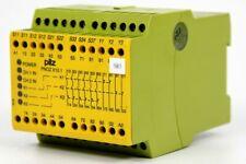 774749 Pilz relés de seguridad pnoz x10.1 24vdc 6n//o 4n//c 6led ID No.