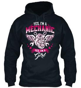 hoodie ben een college GirlJaik standaard Mechanic Editon ZiuOklwTXP
