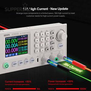 RD6018 RD6018W USB WiFi DC-DC Voltage Step Down Power Supply Buck Converter ASS