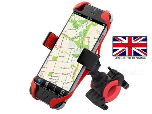 Bicycle Cycle Bike Mount Handlebar Phone Holder Cradle For Sony Xperia XA1 Plus