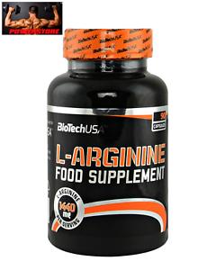 Perchè usare L-Arginina per problemi di erezione?