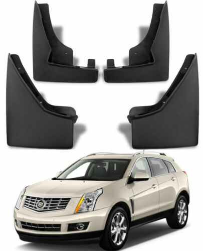 New OEM Quality Splash Guards Mud Guards Mud Flaps FOR 2010-2017 CADILLAC SRX