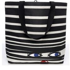 Item 4 Lulu Guinness Red Nose Day Tote For Sainsbury Sold Out Bnwt Stripes