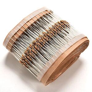 50-x-Resistors-10K-Ohms-OHM-1-4W-5-Watts-Power-5-Carbon-Film-LACA