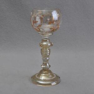 Fritz-Heckert-Glas-Wine-Glass-Art-Nouveau