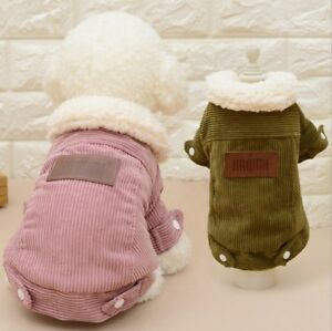 Dog-Cat-Coat-Jacket-Pet-Supplies-Clothes-Winter-Apparel-Clothing-Puppy-Costume