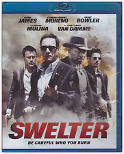 SWELTER (Blu-ray Disc, 2014)