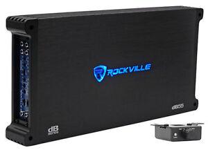 Rockville-dB55-4000-Watt-2000w-RMS-5-Channel-Amplifier-Car-Stereo-Amp-Loud