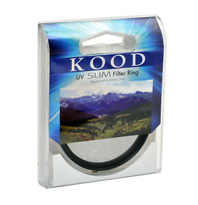 Kood 35.5mm UV Filter.Glass Lens Protector Slim Frame UV 35.5mm