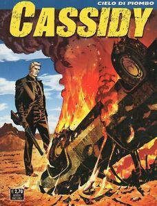 fumetto CASSIDY BONELLI NUMERO 5 | eBay