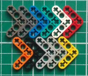 LEGO 32056 Technic Liftarm 3 x 3 L-Shape Thin x4