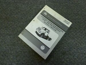 2001 International 4700 4800 4900 8100 Truck Electrical ...
