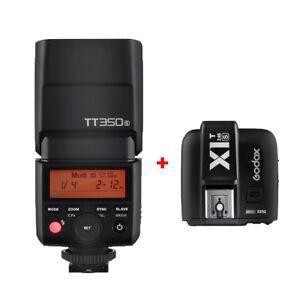Godox-TT350S-HSS-TTL-Speedlite-Flash-for-Sony-X1T-S-Wireless-2-4G-Trigger