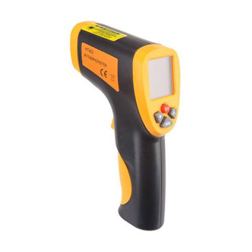 Temperatura digitale portatile a infrarossi pistola Laser Termometro Senza contatto IR PUNTO