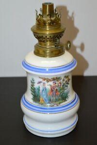 Lampe Petrole Porcelaine Xixe Decor Marquis Marquise Collection
