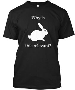 Qanon-Why-Is-This-Relevant-Relevant-Hanes-Tagless-Tee-T-Shirt