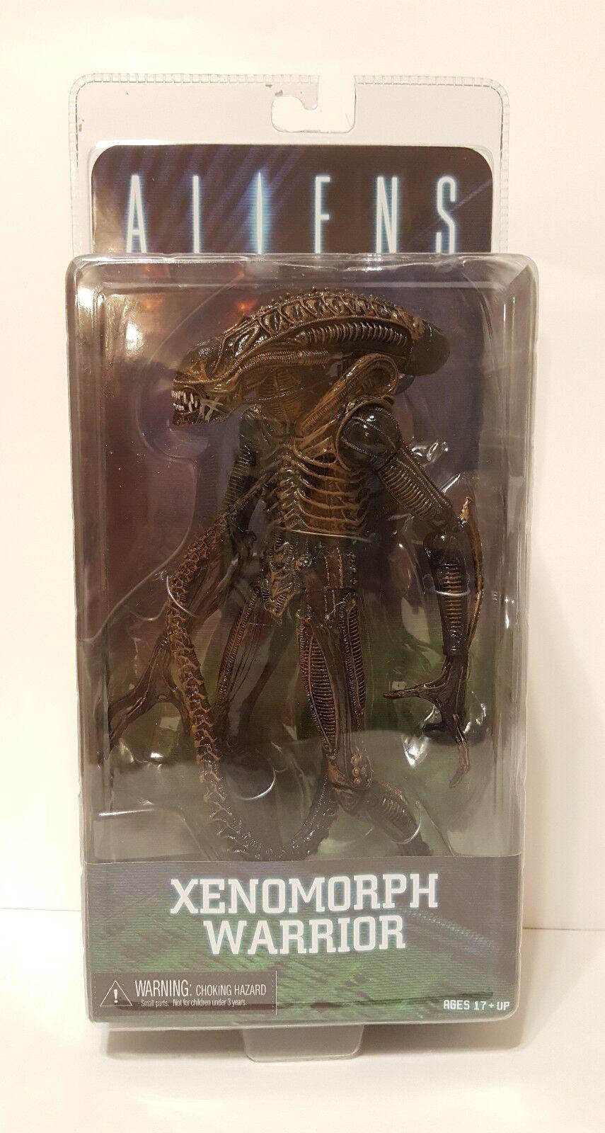 Aliens Xenomorph Warrior Action Action Action Figure Neca 2013 New d42435