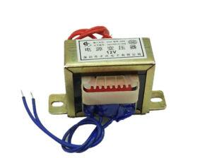 8W EI48 Power AC Monophase Transformer 220V to 6//9//12//15//18//24//30V Single//Dual
