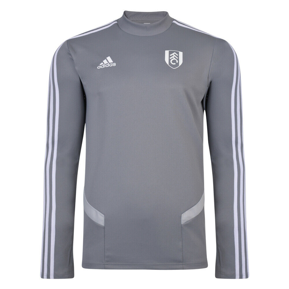 Fulham Football Club TW19 Mens grau Training Top DW4801
