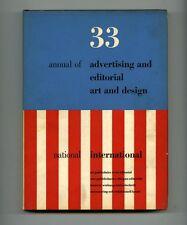 1954  Bradbury Thompson ADC DESIGN ANNUAL Paul RAND Saul BASS Andy WARHOL Lustig