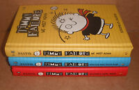 Timmy Failure Vol. 1,2,3 By Stephan Pastis Hardcover