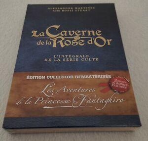Coffret-DVD-La-caverne-de-la-rose-d-039-or-Integrale-NEUF-SOUS-BLISTER