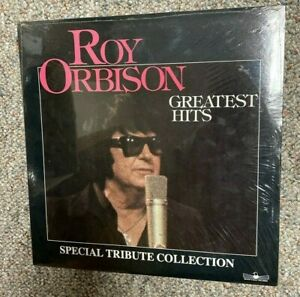 ROY-ORBISON-Special-Tribute-Collection-Greatest-Hits-LP-SE-1046A-RARE-Sealed