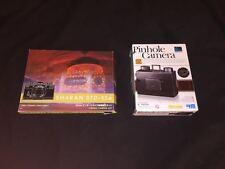 VINTAGE collector LOT P-Sharan STD-35 Pinhole Camera 35mm NIB kidz labs film 4x5