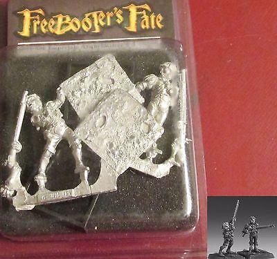 Bolgod und Golotag Goblin Piraten Freebooter Mini GOB014 Freebooter/'s Fate