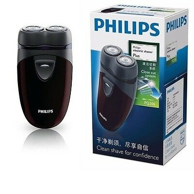 Philips PQ206 Electric shaver Battery powered Convenient to carry /GENUINE