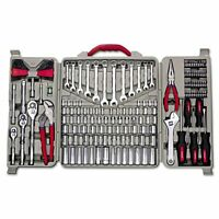 Crescent 170-piece Professional Tool Set - Chtctk170mp