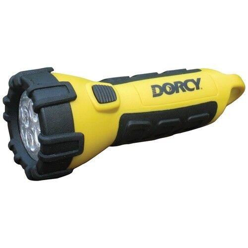 DORCY DORCY® 41-2510 55-Lumen 4-LED Carabiner Waterproof Flashlight