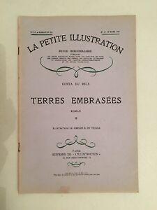 La-Petite-Illustration-Costa-de-La-Rels-N-519-Novela-N-234-1931