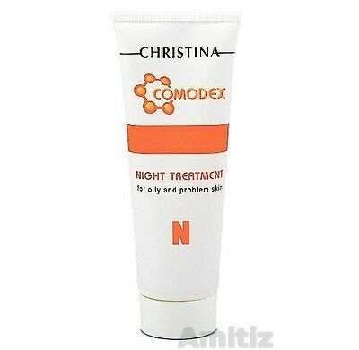 CHRISTINA Comodex N Night Treatment for Oily and Problematic skin 50ml / 1.7oz