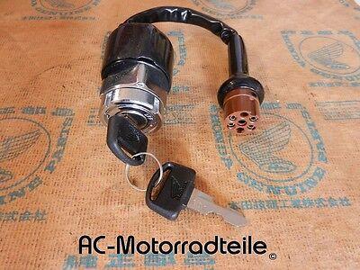 ignition switch new HONDA CB 400 450 500 550 750 Four K0 K1 K2 Zündschloss neu