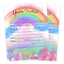20-Rainbow-Baby-Shower-Invitations-Sprinkle-Invite-Birthday-Rainbow-Invitation thumbnail 2